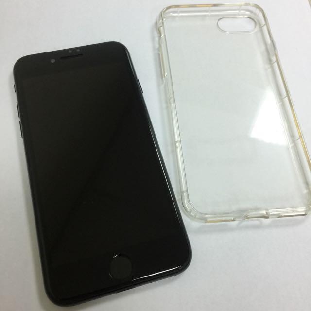 Iphone7曜石黑128G