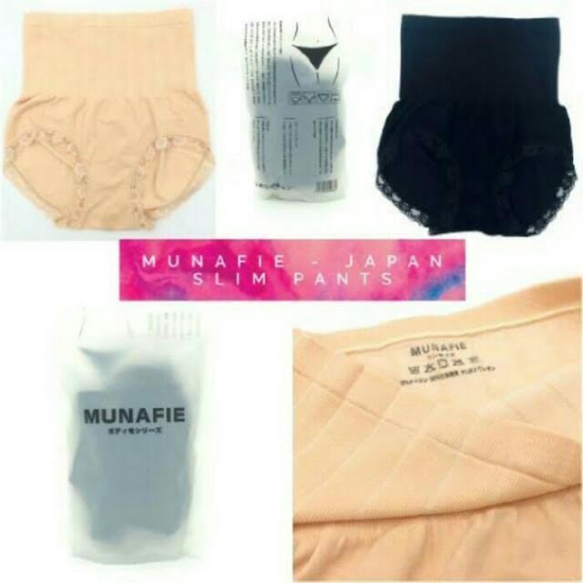... Celana Korset Pelangsing Munafie Slimming Pants Jepang High Waist Source Munafie Atasan Slim Cloth Cami