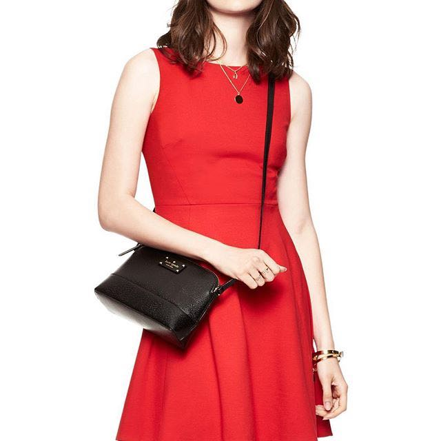 Kate Spade Hanna Wellesley Black