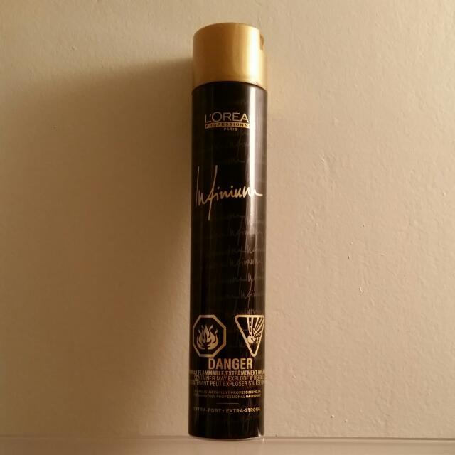 L'Oréal Professional Infinium Hairspray
