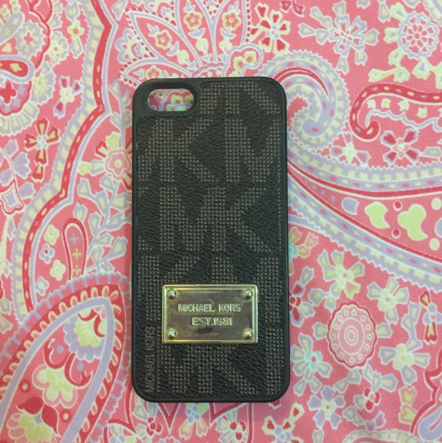 Michael kors case iphone 5/5s