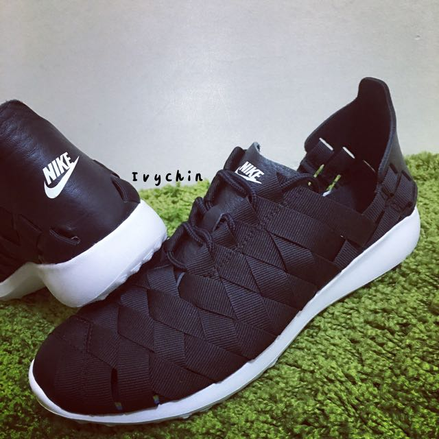Nike編織鞋 黑色