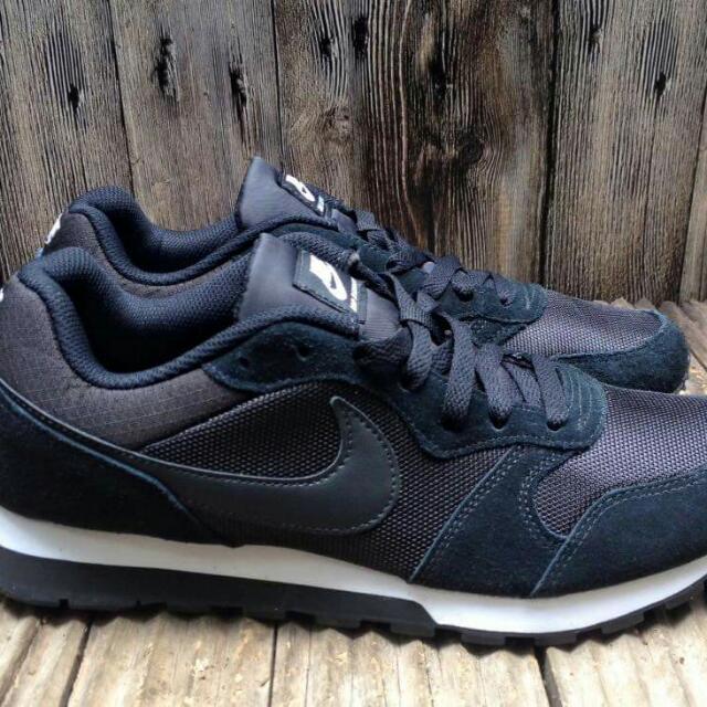 Nike Mid Running 2 Original Preloved Fesyen Pria Sepatu Di Carousell