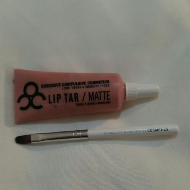 Occ Lip Tar/ Matte