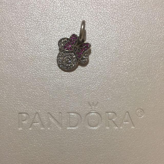 Pandora Minnie Charm