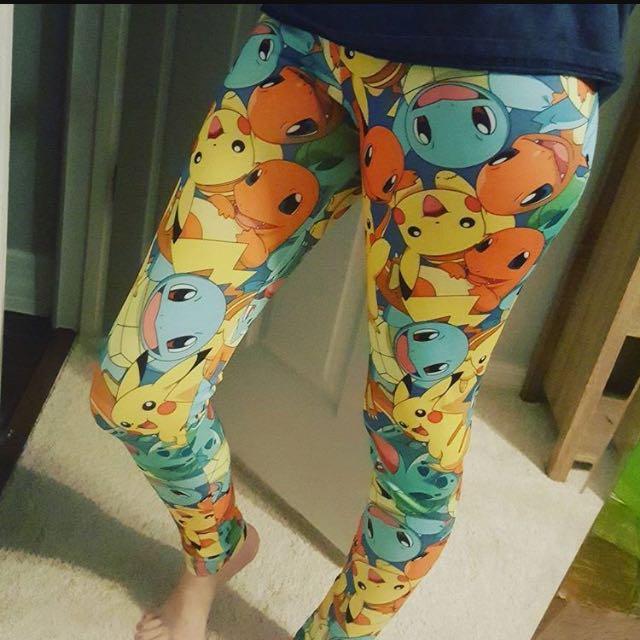 Pokémon Legging