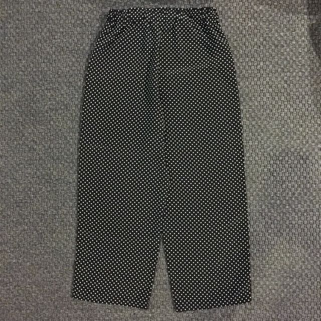 POLKADOT Baggy Trousers