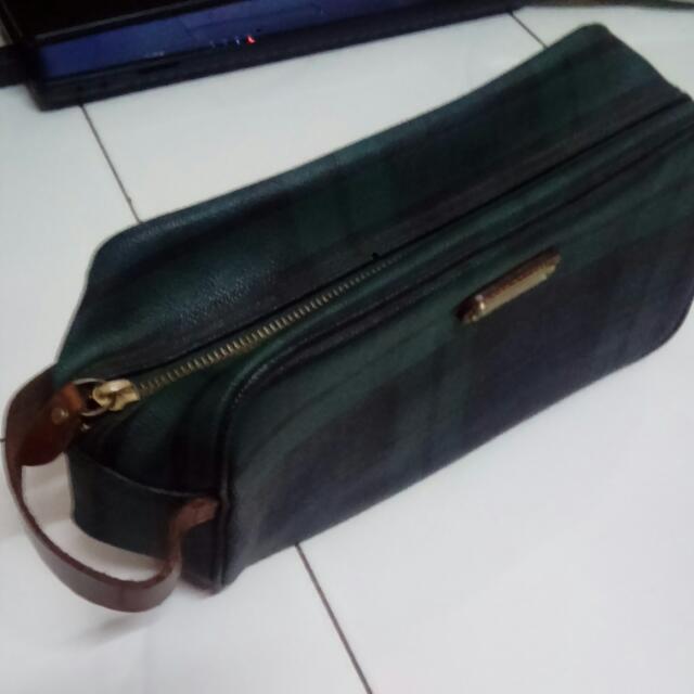 5d340ec255 Polo Ralph Lauren Clutch Bag