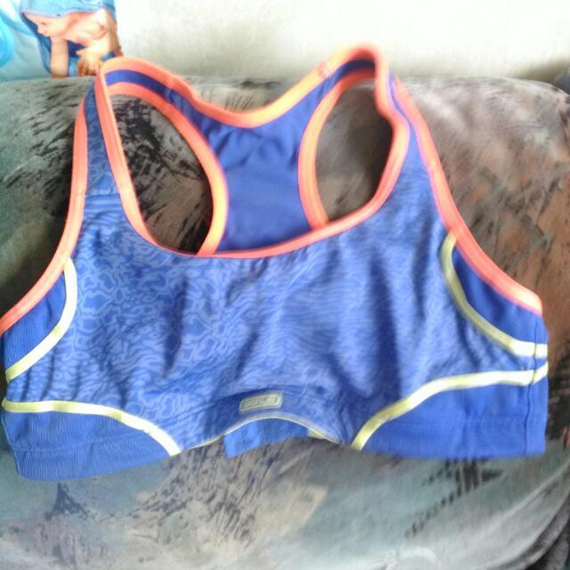 Sports Bra Size 12 A