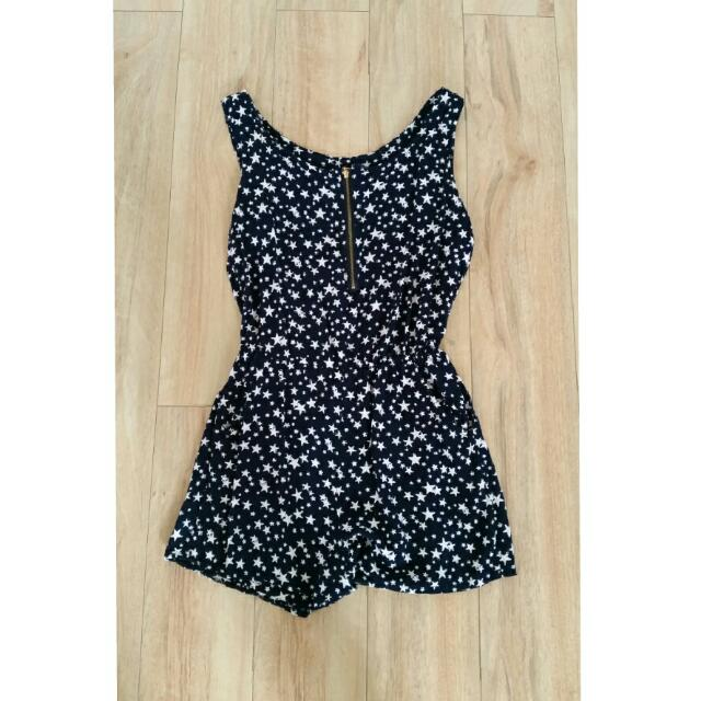 Summer Playsuit Size 6-8