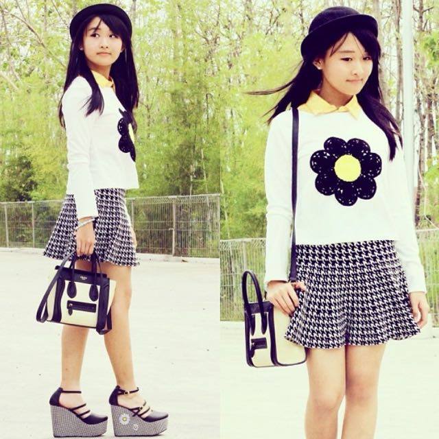 Sunflower Long Sleeves Top