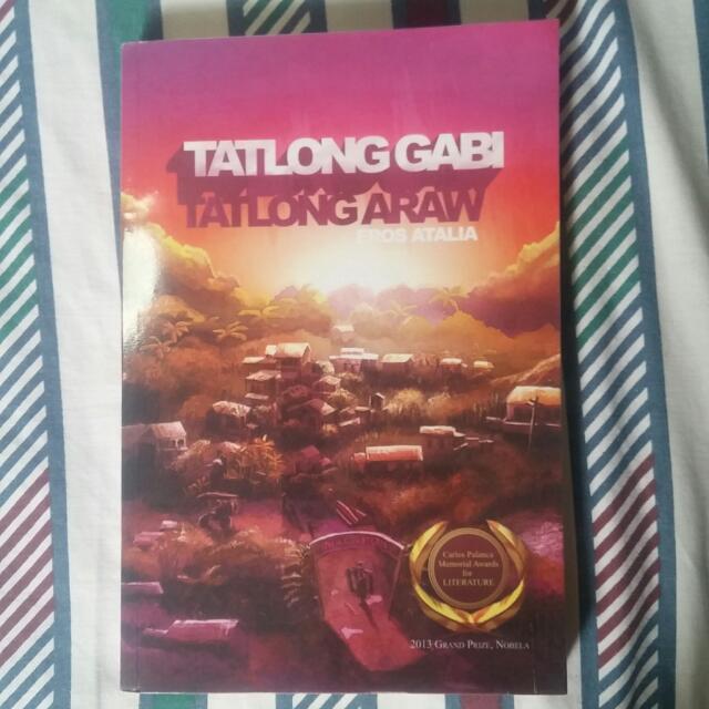 Tatlong Araw Tatlong Gabi By Eros Atalia
