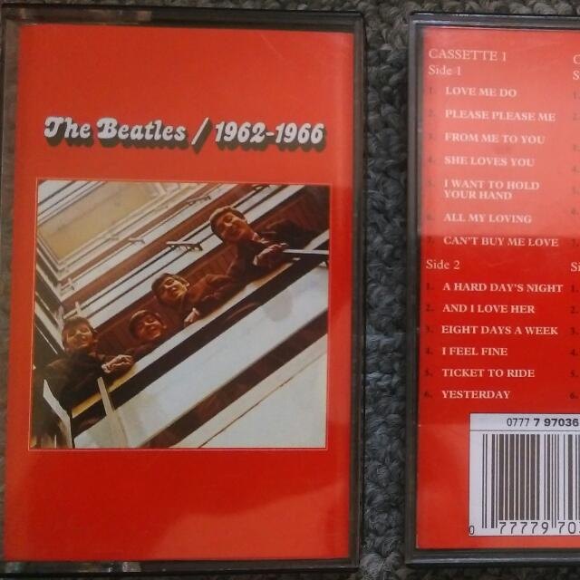 The Beatles Tapes/ Cassettes