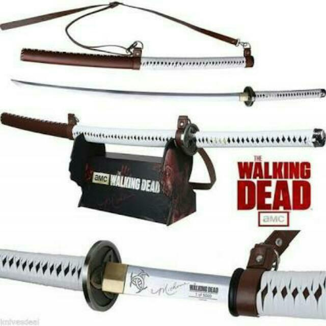 The Walking Dead - Michonnes Katana