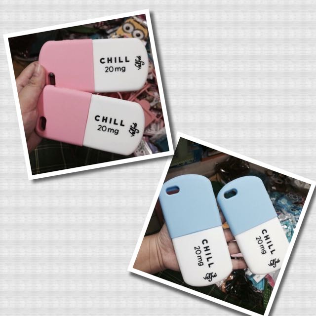Valfre's Chill Pill 20mg Case