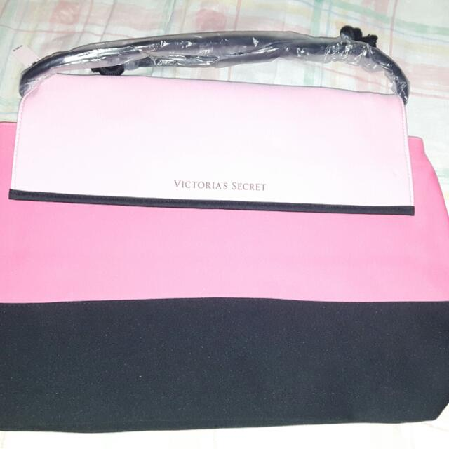 VICTORIA'S SECRET TOTE BAG 100% AUTHENTIC