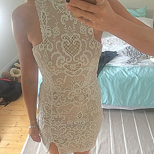Winona Lace Dress