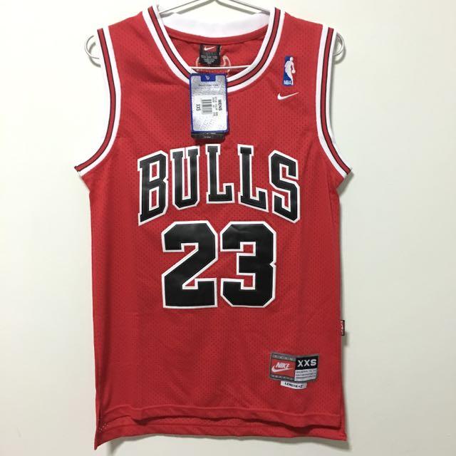 XXS) Chicago Bulls #23 Michael Jordan