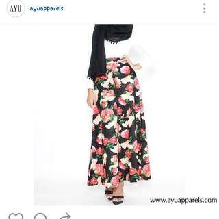 Aurea Flare Skirt