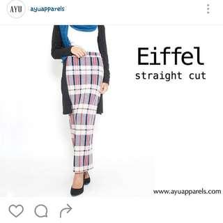 Eiffel Straight Cut