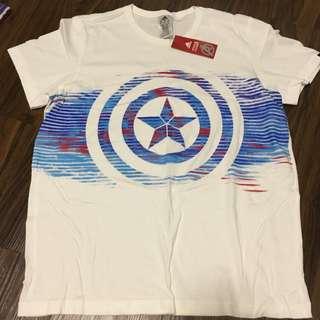 Adidas Marvel Tee Series Captain America
