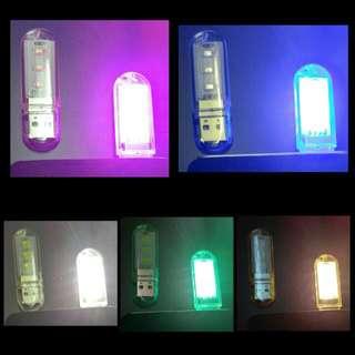 ($30 for 2包平郵)USB light 特光燈