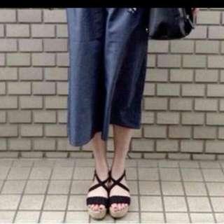 日雜 厚底鞋