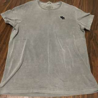 Abercrombie & Fitch Vintage Washed Men's Tee