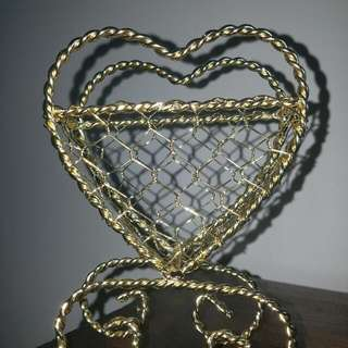 Heart-shaped Display