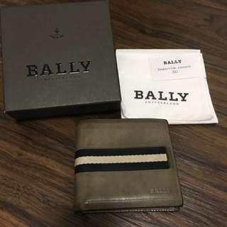 Bally Classic Wallet Grey