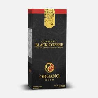 OG 精選靈芝黑咖啡  OG GOURMET BLACK