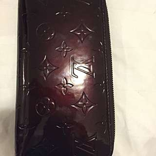 Verni Monogram Louis Vuitton Wallet
