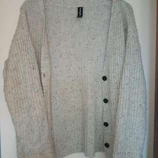 Factorie Chunky Knit Cardigan