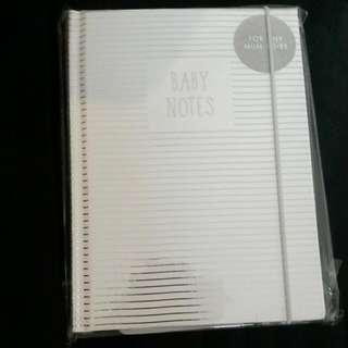 Kikki.k Baby Notes