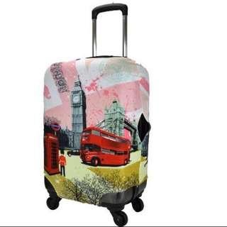 🚚 英國品牌Slazenger 行李箱套