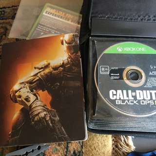 HARDENED EDITION Call Of Duty Black Ops 3