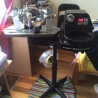 Pro Tennis Electronic Stringing Machine Klip Elektra