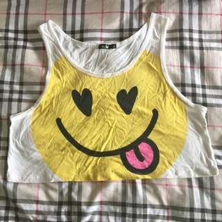 Chicabooti Crop Top Cami