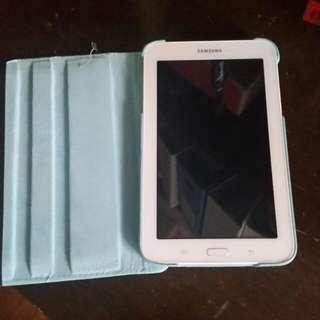 Samsung Tablet- Ad On Hold Tks