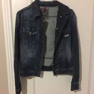 Parasuco Denim Fall Jacket
