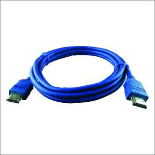 Opus 2m 1080p 1080i v1.3a ROHS Compliant HDMI to HDMI Cable (Dark Blue)