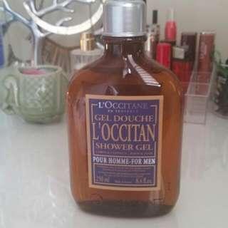 L'Occitane Men's Shower Gel (250ml)