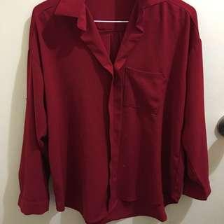 Red Wine Shirt