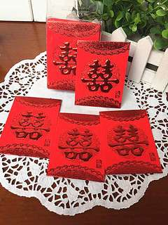 Angbao Red Packet Wedding
