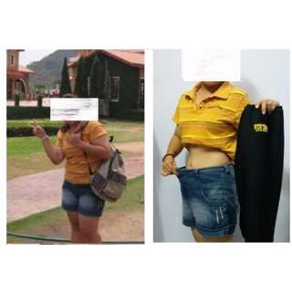 Testimonials for Sweat Plus+ Super Neo Pants and Mirabelle 8lim V2