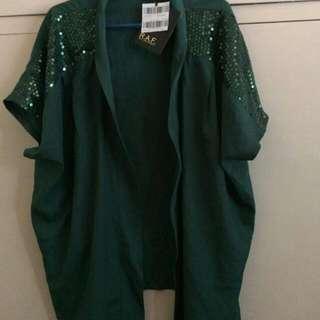 REPRICED Brandnew Kimono Blazer
