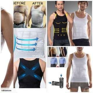 Amazing Burn Fat Slim Up MEN  WOMEN'S Inner Muscle Vest