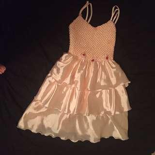 2 Flower Girl Dresses