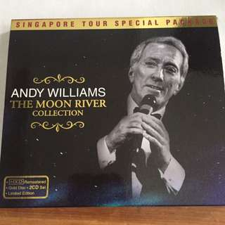 Andy Williams - The Moon River Collection