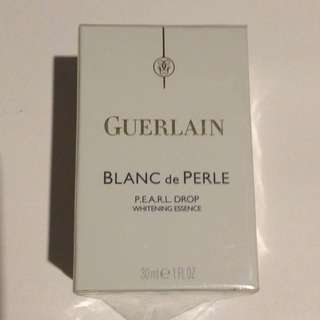 Guerlian Blanc De Perle P.E.A.R.L Drop Whiting Essence 30ml